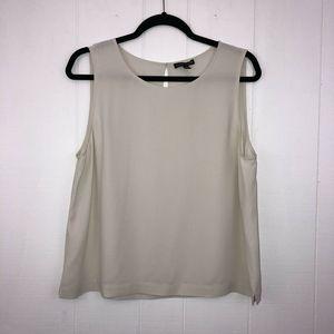 Eileen Fisher Silk Tank Top Blouse M